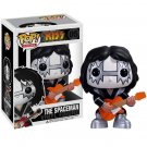 Funko POP! The Spaceman #05 Kiss Ace Frehley Rock Glam Metal Guitar Vinyl Action Figure Toys