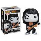 Funko POP! The Starchild #06 Kiss Paul Stanley Rock Glam Metal Guitar Vinyl Action Figure Toys