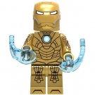 Iron Man MK 21 Avengers Minifigure Marvel Super Heroes Lego compatible Blocks