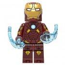 Iron Man MK 9 Avengers Minifigure Marvel Super Heroes Lego compatible Blocks