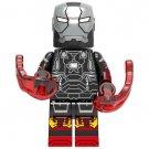 Iron Man MK 22 Avengers Minifigure Marvel Super Heroes Lego compatible Blocks