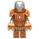 Iron Man MK 36 Avengers Minifigure Marvel Super Heroes Lego compatible Blocks