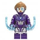 Pepper Potts Rescue Armor Avengers Minifigure Marvel Super Heroes Lego compatible Blocks