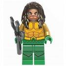 Aquaman Minifigure DC Comics Super Heroes Lego compatible Blocks