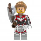 Thor Quantum Suit Avengers Minifigure Marvel Super Heroes Lego compatible Blocks
