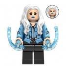 Killer Frost Minifigure DC Comics Super Heroes Lego compatible Blocks