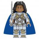 Valkyrie from Thor Ragnarok Minifigure Marvel Super Heroes Lego compatible Blocks