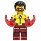 Kid Flash Wally West Minifigure DC Comics Super Heroes Lego compatible Blocks