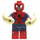 Spider-Man Zombie Style Minifigure Marvel Super Heroes Lego compatible Blocks