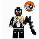 Venom Mid-transformation Minifigure Marvel Super Heroes Lego compatible Blocks