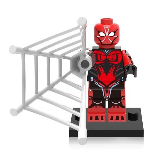 Spider-Man Ends of the Earth Minifigure Marvel Super Heroes Lego compatible Blocks