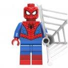Spider-Man Minifigure Marvel Super Heroes Lego compatible Blocks