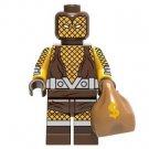 Shocker from Spider-Man Minifigure Marvel Super Heroes Lego compatible Blocks