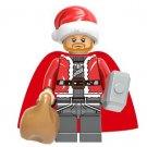 Thor Christmas Santa Minifigure Marvel Super Heroes Lego compatible Blocks