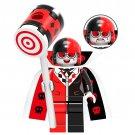 Harley Quinn Minifigure DC Comics Super Heroes Lego compatible Blocks
