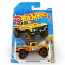 2021 Hot Wheels `70 Dodge Power Wagon Baja Blazers 2/10 3/250 Car Toys Model 1:64