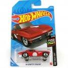 2021 Hot Wheels `64 Corvette `Sting Ray` HW Race Day 2/10 10/250 Car Toys Model 1:64