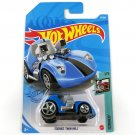 2021 Hot Wheels Tooned Twin Mill 1/5 13/250 Car Toys Model 1:64