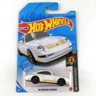 2021 Hot Wheels `96 Porsche Carrera HW Dream Garage 1/5 16/250 Car Toys Model 1:64