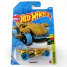 2021 Hot Wheels T-Rextroyer Dino Riders 1/5 24/250 Car Toys Model 1:64