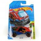 2021 Hot Wheels Aero Pod Dino Riders 2/5 26/250 Car Toys Model 1:64