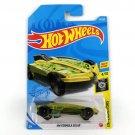 2021 Hot Wheels HW Formula Solar Experimotors 4/10 35/250 Car Toys Model 1:64