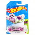 2021 Hot Wheels Cloak and Dagger HW Glow Racers 3/5 42/250 Car Toys Model 1:64