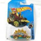 2020 Hot Wheels Motosaurus Street Beasts 2/10 345/250 Car Toys Model 1:64
