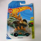 2020 Hot Wheels Motosaurus Dino Riders 1/5 294/250 Car Toys Model 1:64