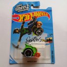 2020 Hot Wheels Wheelie Chair Aaron Wheels Fotheringham HW Ride-Ons 5/5 65/250 Car Toys Model 1:64