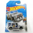 2020 Hot Wheels HW Armored Truck HW Metro 4/10 31/250 Car Toys Model 1:64