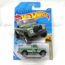 2020 Hot Wheels Land Rover Series III PIckup Baja Blazers 10/10 3/250 Car Toys Model 1:64