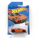 2020 Hot Wheels 19 Corvette ZR1 Convertible Factory Fresh 2/10 144/250 Car Toys Model 1:64