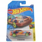 2020 Hot Wheels `92 Ford Mustang HW Art Cars 1/10 90/250 Car Toys Model 1:64