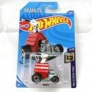 2020 Hot Wheels Snoopy Peanuts HW Screen Time 9/10 14/250 Car Toys Model 1:64