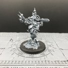 1pcs Haarken Worldclaimer Lord Chaos Space Marines Warhammer Resin Models 1/32 Action Figures