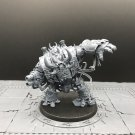1pcs Helbrute Chaos Dreadnought Chaos Space Marines Warhammer Resin Models 1/32 Action Figures