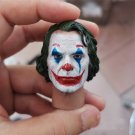 1/6 Joker Head Joaquin Phoenix DC Comics Super Heroes for 1/12 Action Figures Toys Hobby Games