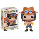 Funko POP! Portgas D. Ace #100 One Piece Manga Anime Movie Vinyl Action Figure Toys