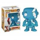 Funko POP! Kratos (Blue & White) #25 God of War Game Vinyl Action Figure Toys
