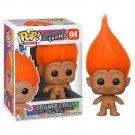 Funko POP! Orange Troll #04 Good Luck Trolls Vinyl Action Figure Toys