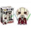 Funko POP! General Grievous #129 Star Wars Vinyl Action Figure Toys