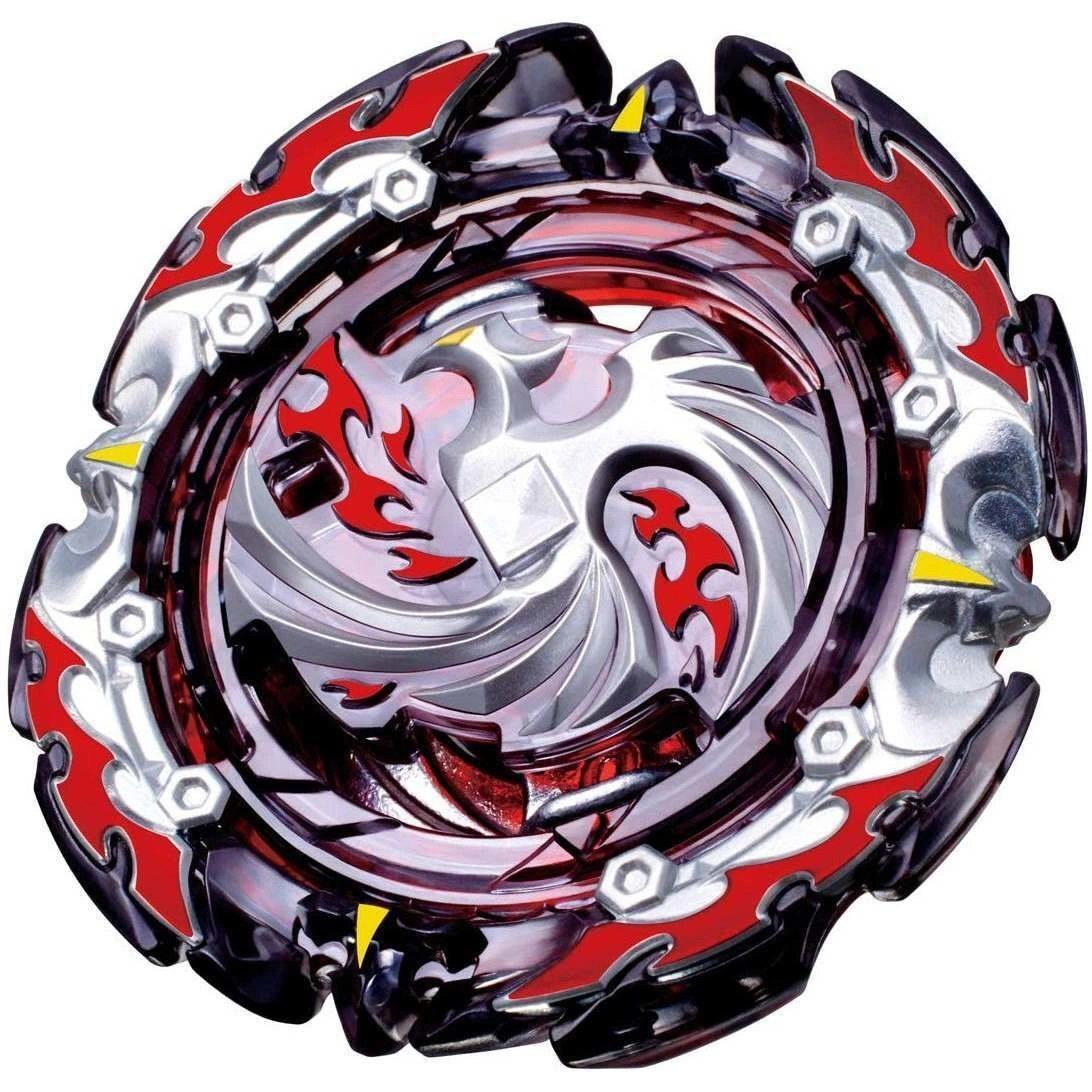 BeyBlade B-131 Dead Phoenix Flame Action Gyro Spinning Top Toys