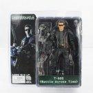 NECA T-800 Battle Across Time Terminator 2 Judgment Day Arnold Schwarzenegger Action Figure Toys