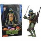 NECA Leonardo Teenage Mutant Ninja Turtles TMNT 1990 Movie Action Figure Toys
