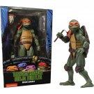NECA Michelangelo Teenage Mutant Ninja Turtles TMNT 1990 Movie Action Figure Toys