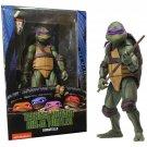 NECA Donatello Teenage Mutant Ninja Turtles TMNT 1990 Movie Action Figure Toys