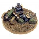 1pcs Death Korps of Krieg Heavy Bolter Team 1 Astra Militarum Imperial Warhammer 40k Forge World