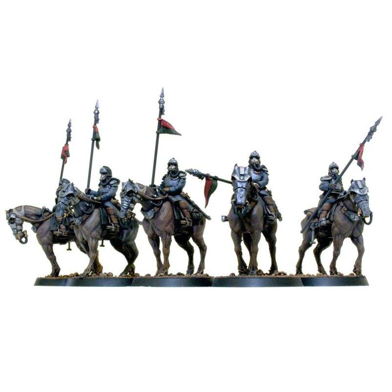 5pcs Death Korps of Krieg Death Rider Squadron Astra Militarum Imperial Warhammer 40k Forge World