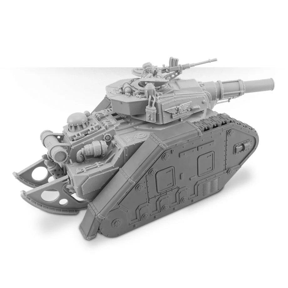 1pcs Death Korps of Krieg Tank Leman Russ Astra Militarum Imperial Warhammer 40k Forge World